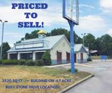 Former Long John Silvers on Stone Drive