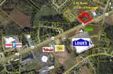 Retail-Land Across From Lowes, Jonesborough