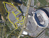 Bristol Motor Speedway RV Park/ Parking Facility