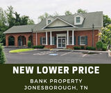 Jonesborough Bank Branch Building