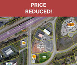 REDUCED!  Bristol Outparcel at The Village Exit 7