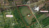 REDUCED 15.45 Acres w/ Development Potential