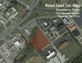 Retail Land For Sale ~ Strawberry Plains