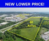 REDUCED!  Greeneville 50 Acre Site on Snapps Ferry Road