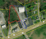 1.40 Acres +/- Off E. Jackson Blvd. - Jonesborough, TN