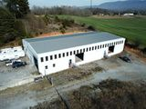 Newport Hwy Industrial Bldg w/Outdoor Storage